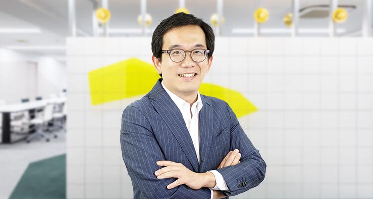 株式会社リバレント 代表取締役社長 相澤崇裕