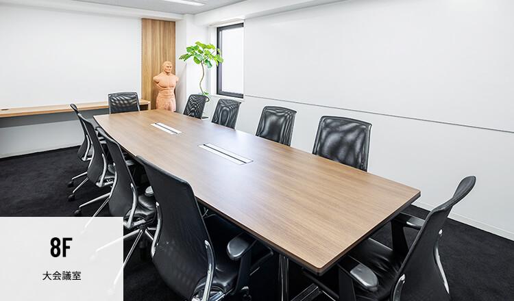 8F 大会議室